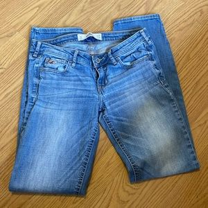Hollister 5s faded jeans W27 L31